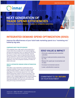 Inmar IDSO Sales Sheet Cover Graphic