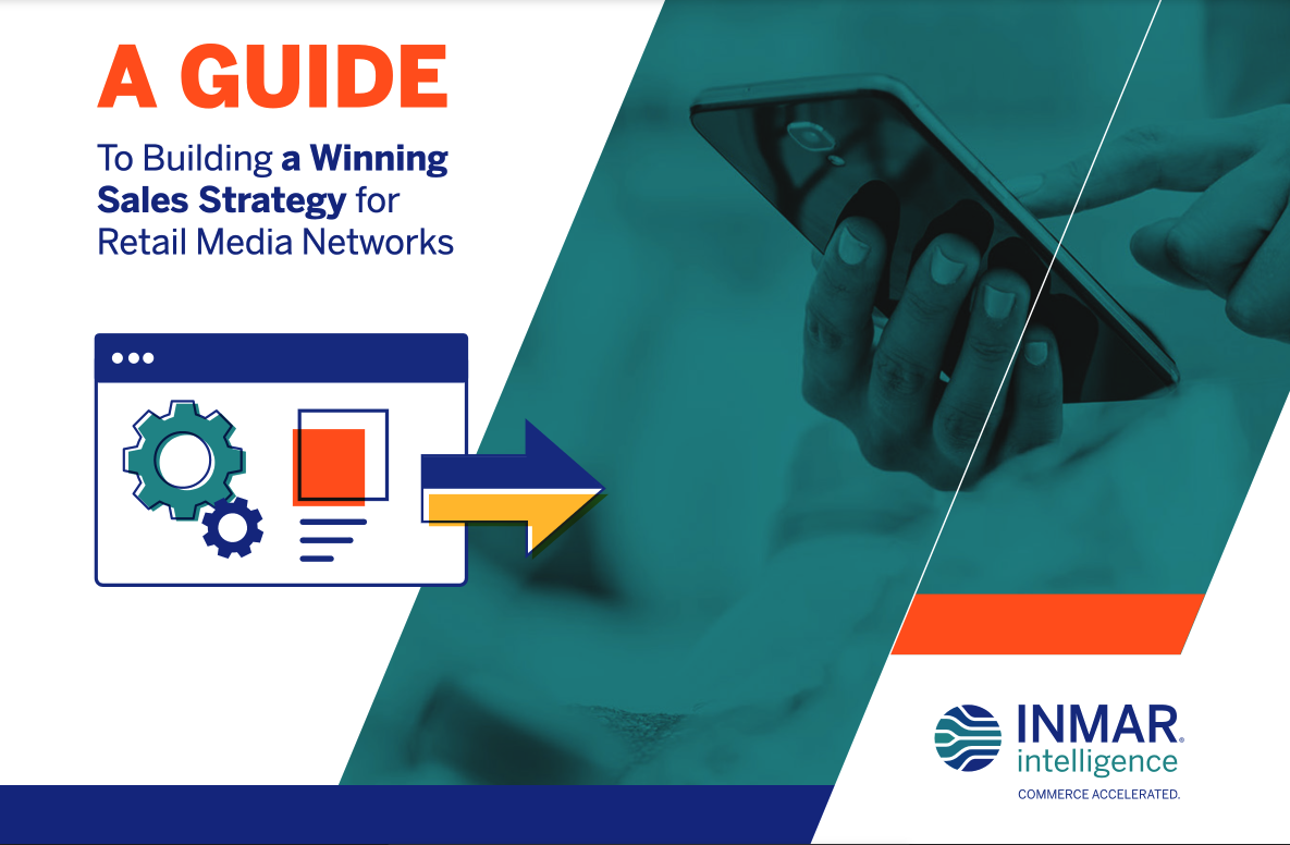 A GUIDE TO BUILDING A WINNING SALES STRATEGY FOR RETAIL MEDIA NETWORKS