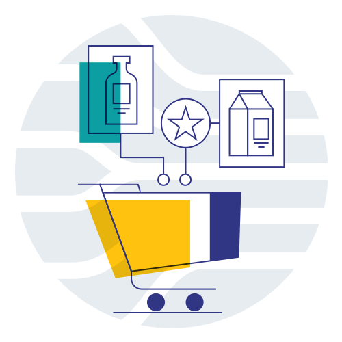 shopper analytics icon