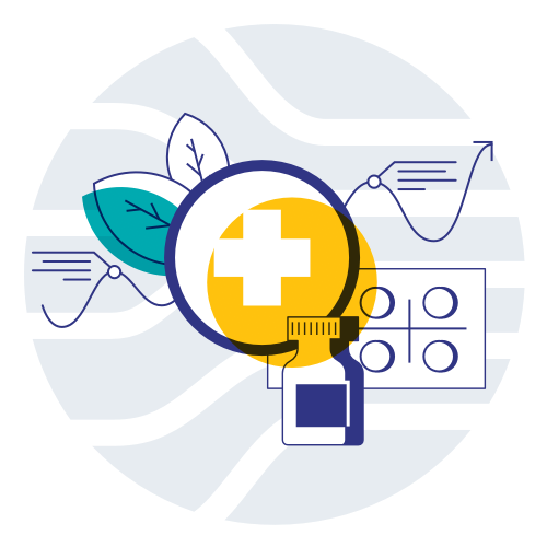 increasing healthcare complexity icon