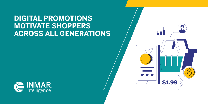 Digital Promotions Motivate Shoppers Across All Generations