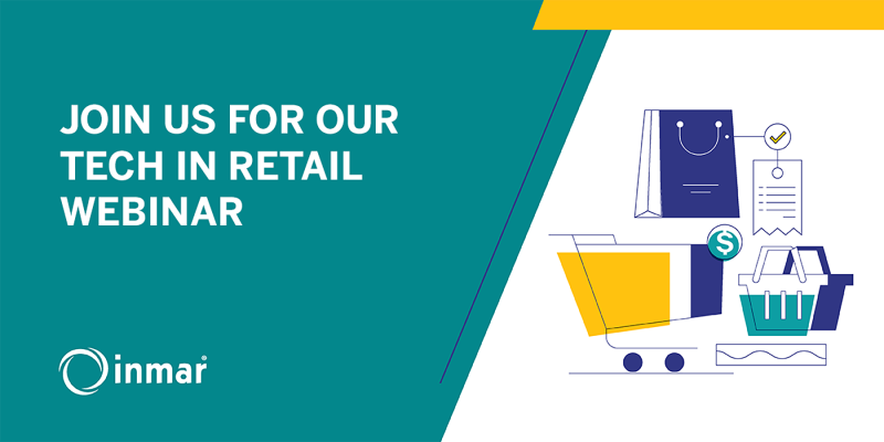 Join us for our 2019 Tech in Retail Webinar