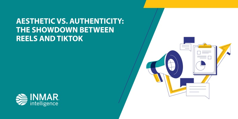 Aesthetic vs Authenticity: The showdown between reels and tiktok