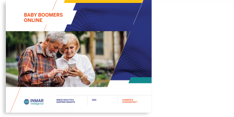 2019 Inmar Analytics Shopper Insights: Baby Boomers Online