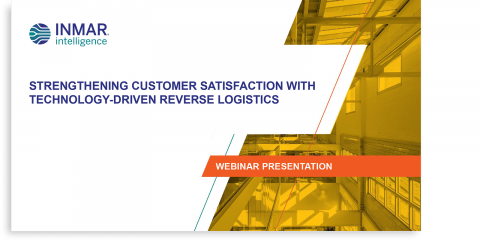 2019 Strengthening Customer Satisfaction With Technology-Driven Reverse Logistics Webinar""