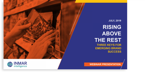 2019 Rising Above the Rest: Three Keys for Emerging Brand Success Webinar