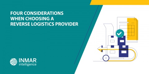 Four Considerations When Choosing a Reverse Logistics Provider