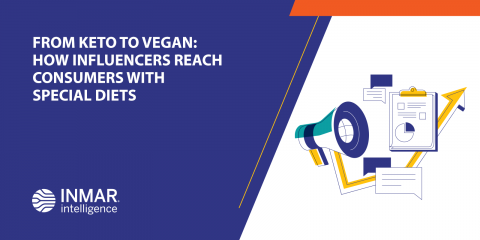 From Keto to Vegan: How Influencers Reach Consumers with Special Diets