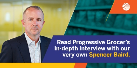 What really matters in retail today? Spencer Baird interview with Progressive Grocer.