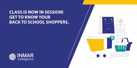 Class is now in session - Get to Know Your Back to School Shoppers