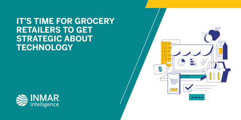 It's Time for Grocery Retailers to Get Strategic About Technology (Podcast)