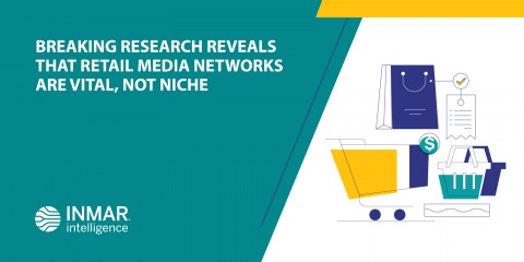 Breaking research reveals that retail media networks are vital, not niche